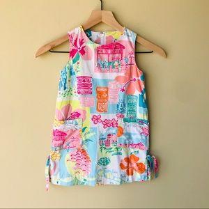 Little Lilly Hawaii shift dress